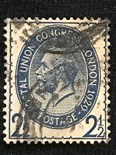 Great Britain Sc #208 Used 1929