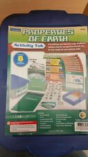 LAKESHORE Learning Properties of Earth Science Activity Tub