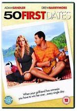 50 First Dates 5035822271432 With Adam Sandler DVD Region 2
