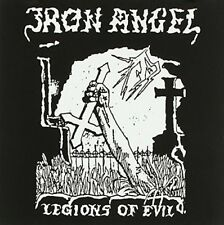 Iron Angel - Legions Of Evil [New CD] UK - Import