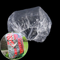 Disposable Rain Cover Bag Cover Backpack Waterproof for Climbing Travel RSMR