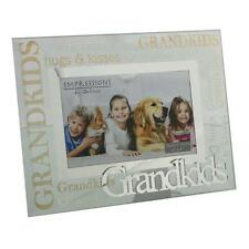 Glass Photo Frame The Grandkids Christmas Gift Ideas For Her & Grandparents