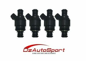 4 x Genuine Fuel Injectors For Holden Astra TS (X18XE) AH 1.8L Flow Matched