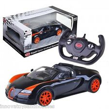 Licensed Bugatti Veyron Grand Sport Vitesse 1:14 Radio Remote Control Model Car