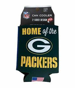 NFL Football Beer Can Collapsible Holder Koozie Neoprene Cooler -Pick your team!
