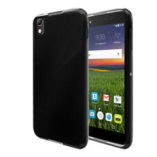 Black TPU Silicone Case Cover For Alcatel Idol 4 6055/ Nitro 4/Blackberry DTEK50