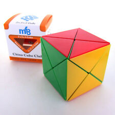 Forever Color  MF8 + Smaz Dino 2x2 2x2x2 Magic Cube Twist Puzzle Toy Stickerless