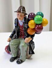 Vintage Royal Doulton Retired Figurine The Balloon Man Classic Figure HN1954
