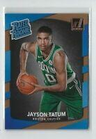 2017-18 Donruss Jayson Tatum RC #198, Celtics Rated Rookie!