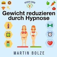 Livre Audio CD Poids Réduit grâce à Hypnose