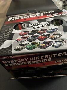 NASCAR Authentics 1 Random Wave 5 Mystery Bag 1:87 Diecast Car & Sticker New NIP