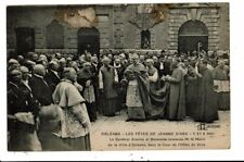 CPA-Carte Postale-FRANCE Orléans-Fête  Jeanne  d'Arc- Cardinal Granito remercie