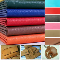 PU Leather Faux Leather Fabric Upholstery Vinyl Leatherette Leather Cloth Craft