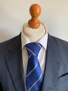 """Mens LUXURY PAUL SMITH """"THE WESTBOURNE"""" WOOL SUIT In AIRFORCE BLUE 42R *V.G.C*"""