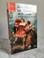 Alfred Di Musset I Capricci Di Marianne Librio 2013