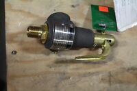 """NEW Consolidated Dresser   Safety Valve  1543D 1/2"""""""