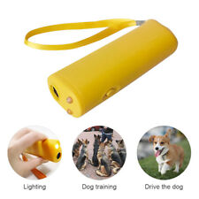 1× Ultrasonic Pet Dog Training Repeller Non-Stop Barking Trainer Control Device