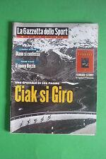 Magazine LA GAZZETTA DELLO SPORT 1996 CIACK SI GIRO + 3° FASCICOLO FERRARI STORY