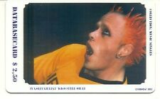 RARE / CARTE TELEPHONIQUE PREPAYEE - THE PRODIGY PHONECARD LIMITED EDITION 99EX.