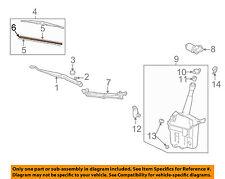 Pontiac GM OEM 03-08 Vibe Wiper Washer-Windshield-Blade Insert Right 88974773