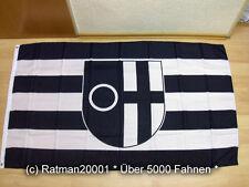 Fahne Flagge Nordrhein Westfalen Datteln - 90 x 150 cm