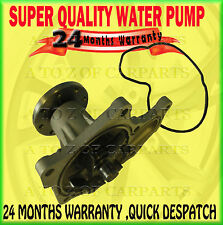 FOR ISUZU RODEO D MAX DMAX D-MAX UK/EUROPE 2.5 3.0TD 06/2003>> WATER PUMP NEW