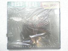 Judas Priest Best Deal Rs199 Angel Retribution CD 2006  RARE INDIA HOLOGRAM NEW