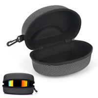 EVA Snow Ski Eyewear Case Skiing Goggles Carrying Case Zipper Box Holder B$CA