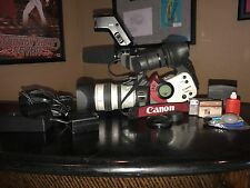 Canon Professional Digital HD Video Camcorder 16x Lens