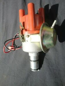 VW AIRCOOLED BEETLE T2 ELECTRONIC DISTRIBUTOR PLAZMEX VACUUM ADVANCE T1 CAMPER