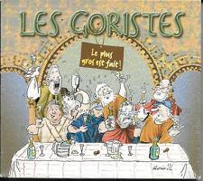 CD LES GORISTES LE PLUS GROS EST FAIT 14T NEUF SCELLE