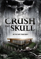 Crush the Skull (DVD) Home Invasion Horror BRAND NEW SEALED