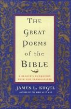The Great Poems of the Bible: A Reader's Companion with New Translations