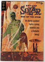 Doctor Solar # 1 - - Man Of The Atom! GOLD KEY Comics! Key 1st appearance!