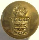 WW1 AOC  Army Ordnance corps Officers Button 25 mm birmingham buttons