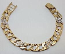Bracciali di lusso tonda in oro giallo