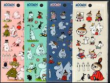 Moomin Stickers Sticker Sheets lot Kawaii  Look Rare Little My Snorkmaiden 1