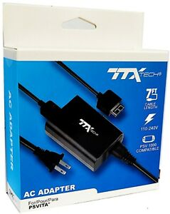 Home Wall Travel Power AC Adaptor 5v Charger for PS Vita PSV NEW Replacement NEW