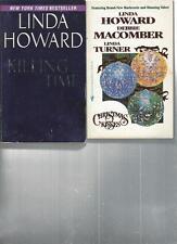 LINDA HOWARD - KILLING TIME - A LOT OF 2 BOOKS