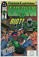 Green Lantern Emerald Dawn 2 #5 (Aug 1991, DC) [Sinestro] Giffen Jones Bright z