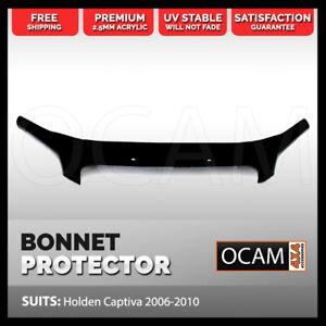 Bonnet Protector for Holden Captiva CG 2006-2010 Tinted Guard (Excl. MaXX)