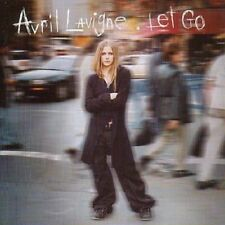 AVRIL LAVIGNE - LET GO (AUDIO CD) NEW