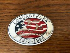 Longaberger 25th Anniversary Ceramic Magnet - good condition