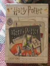 Harry Potter Locations Playing Cards Deck