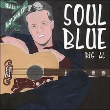 Big Al : Soul Blue CD