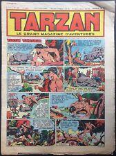 TARZAN Éditions Mondiales n°231 du 24 février 1951 Très bon état non découpé
