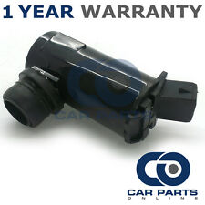 FOR FORD TRANSIT (2000-2015) FRONT SINGLE OUTLET WINDSCREEN WASHER PUMP