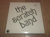 "THE SCRATCH BAND ""THE SCRATCH BAND "" NEW WAVE VINYL LP BRAND NEW AND SEALED 1977"