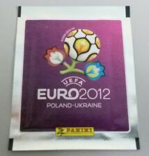 PANINI EURO 2012 EM TÜTE TYP SILVER PACKET PACK BUSTINA POCHETTE SOBRE BUSTINE