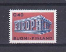 FINLAND, EUROPA CEPT 1969, 10th ANNIVERSARY OF CEPT, MNH